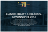 Verlags-Jubiläums-Gewinnspiel