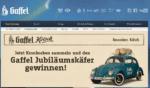 111 Jahre Gaffel Kölsch Jubiläumskäfer gewinnen Kölsch-Gewinnspiel