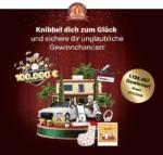 """McDonald'sMonopoly""""Knibbel dich zum Glück"""""""