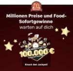 McDonald's Monopoly-Gewinnspiel