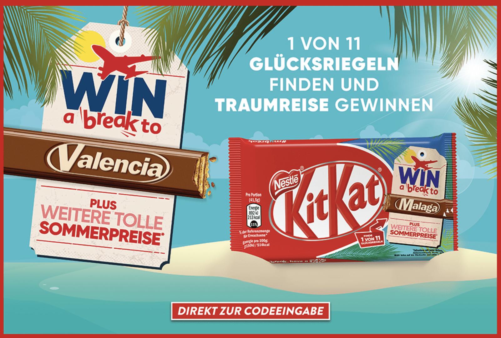 Gewinnspiel- Cases FMCG Süßwaren & Snacks