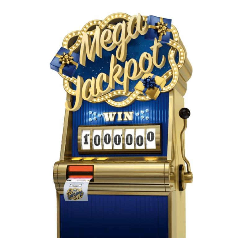 1 Million Mega Jackpot