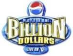 Pepsi 1 Billion Dollar Gewinnspiel