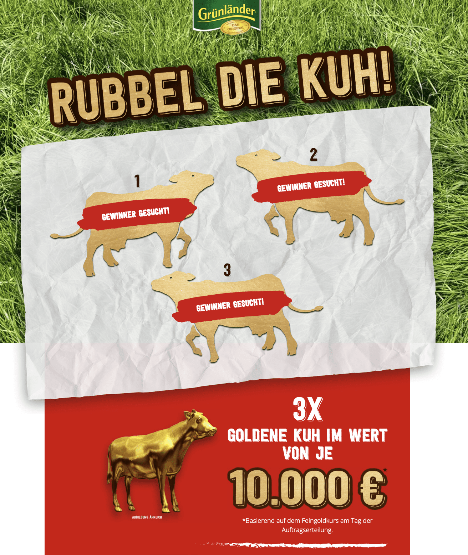Case_Rubbel die Kuh_Gewinnspiel