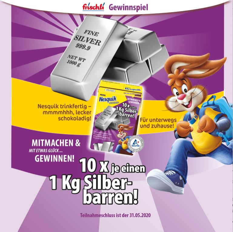 Gewinnspiel- Cases FMCG Süßwaren & Snacks Fischli