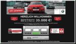 BMW-Autohaus-Gewinnspiel