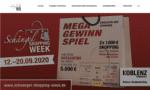Shopping Week Gewinnspiel in Koblenz