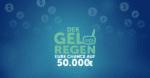 radio NRW Geldregen-Gewinnspiel