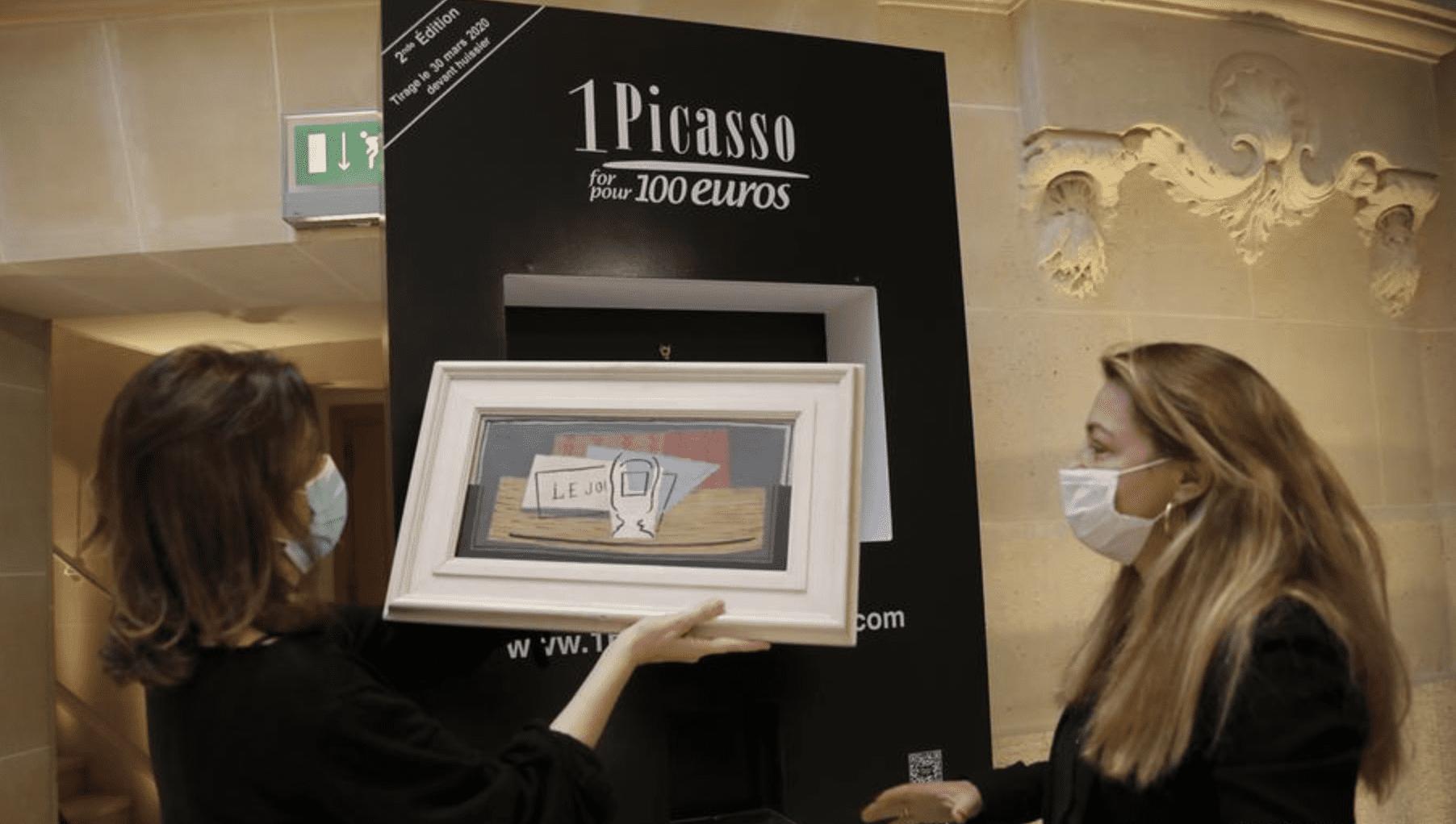 Gewinnspiel-Cases Fundraising