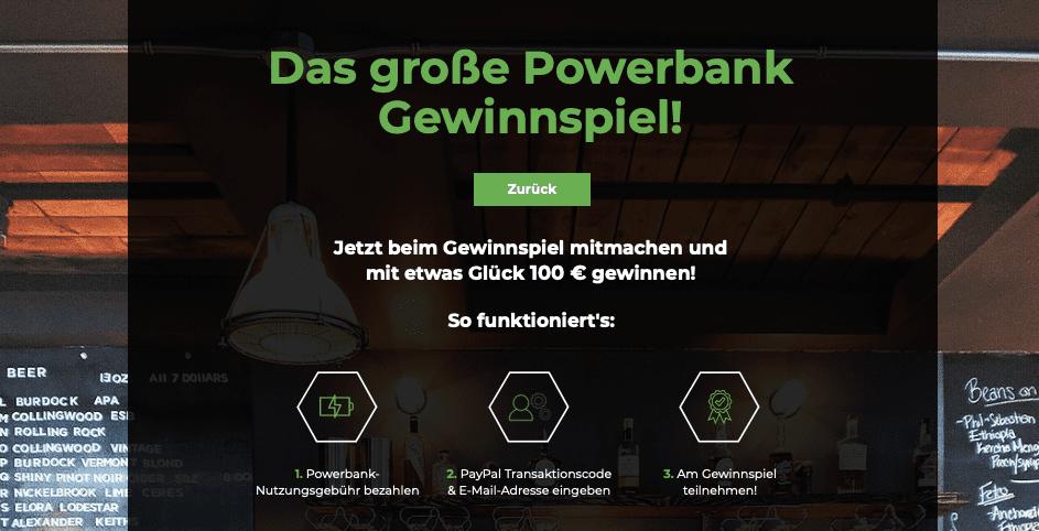 Gewinnspiel-Cases Dienstleistungen & Handwerk Energiezentrum