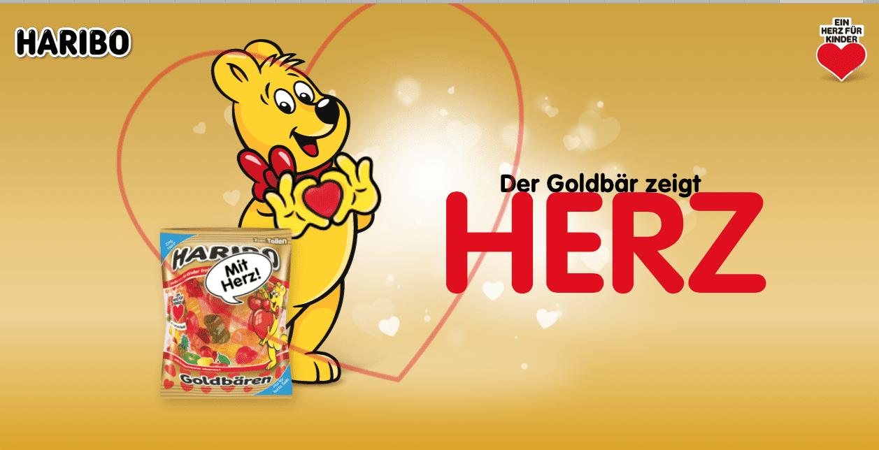 Haribo Goldbär Gewinnspiel