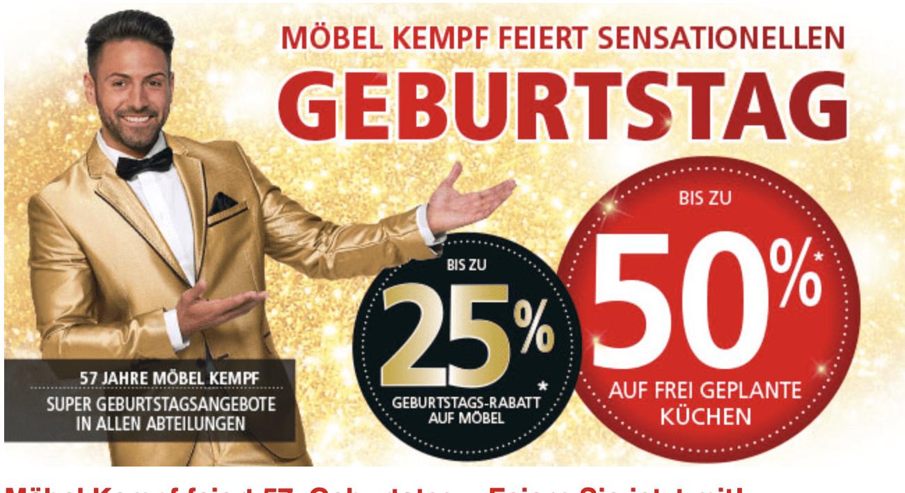 Gewinnspiel-Cases Möbelhäuser Kempf