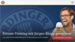 Erdinger Gewinnspiel Jürgen Klopp
