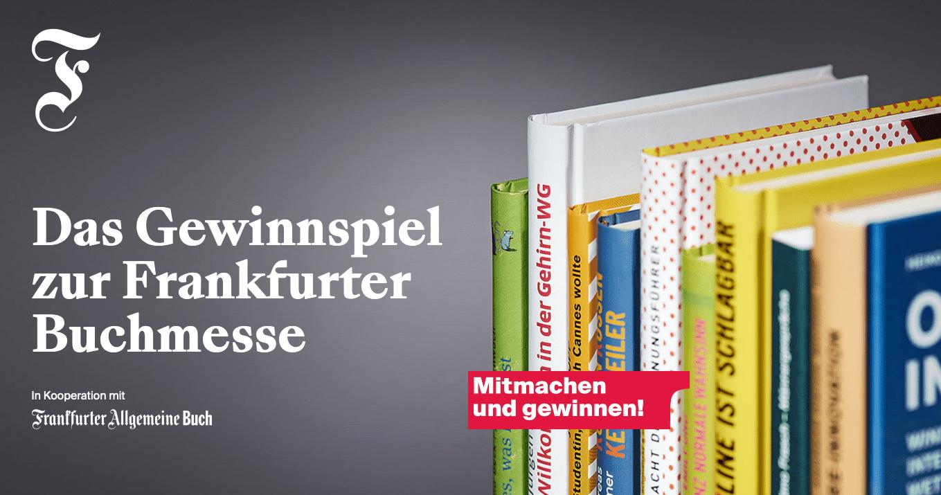 Gewinnspiel-Case Verlage FAZ