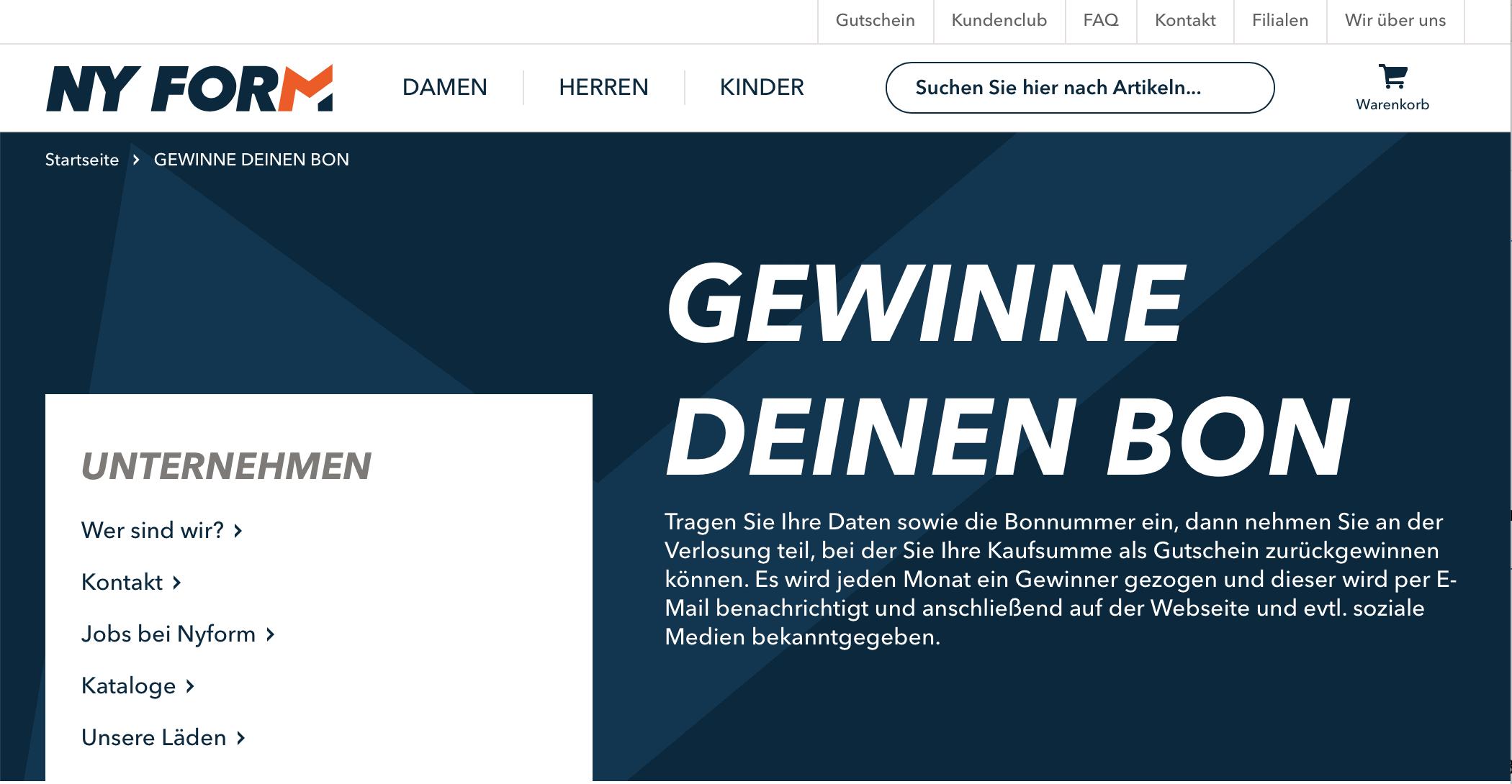 """Cases """"Gewinn Deinen Einkauf zurück"""""""