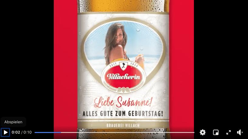 Gewinnspiel-Cases FMCG Getränke Villach
