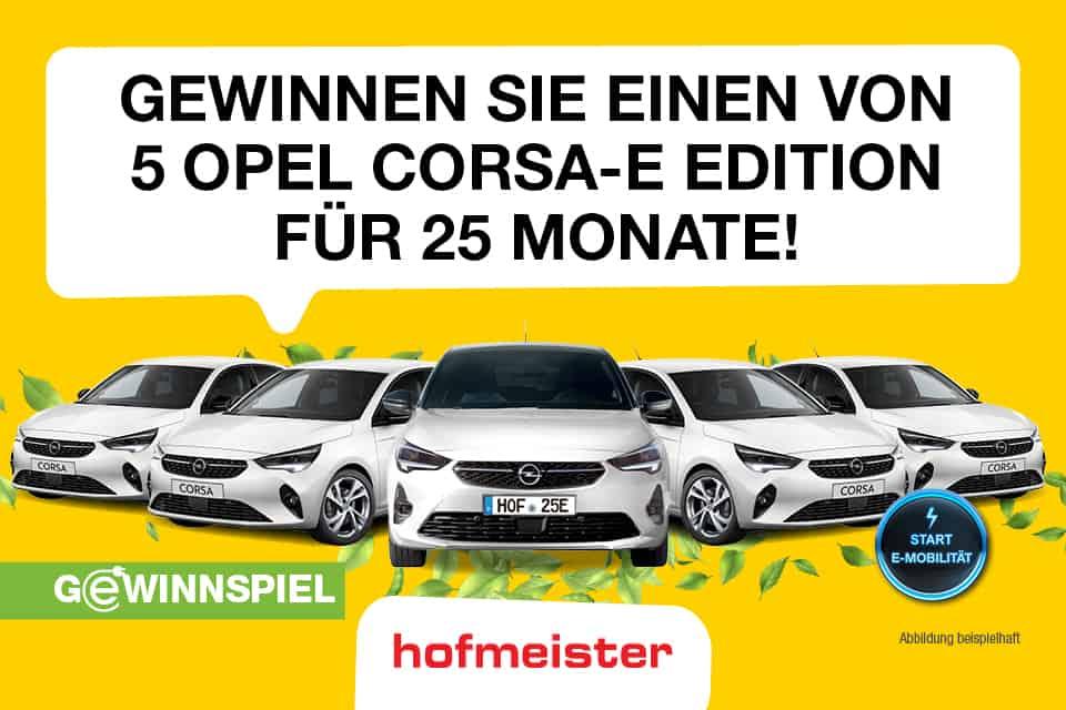Gewinnspiel-Cases Möbelhäuser hofmeister