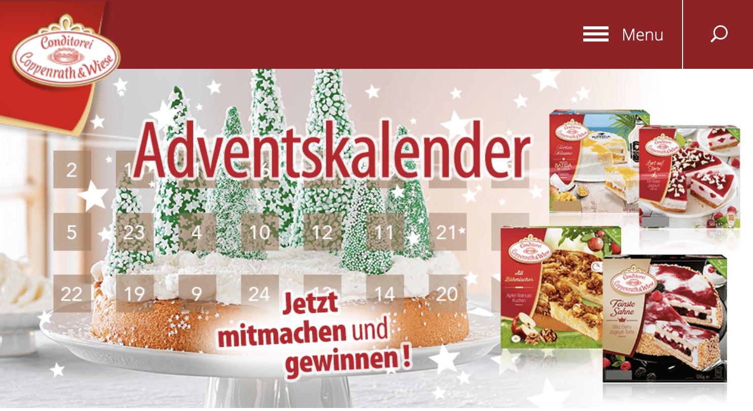 Coppenrath & Wiese Cases Adventskalender-Gewinnspiele