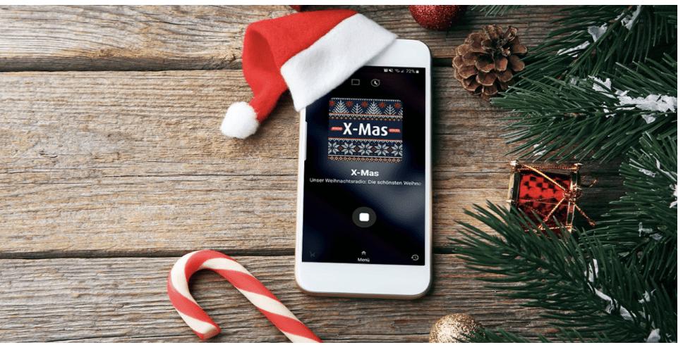 Antenne Niedersachsen Weihnachtsradio Cases Adventskalender-Gewinnspiele