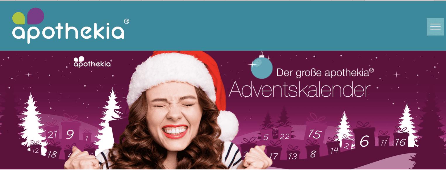 apothekia Cases Adventskalender-Gewinnspiel
