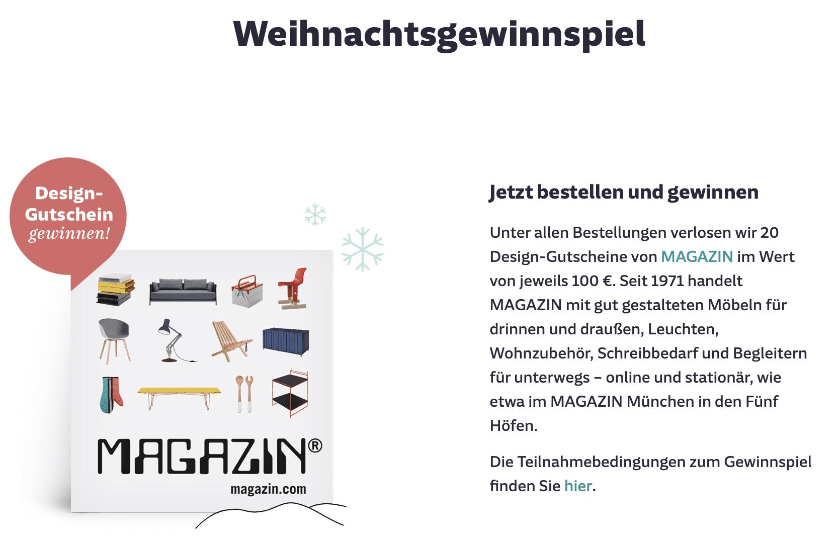 Süddeutsche Cases Adventskalender-Gewinnspiel