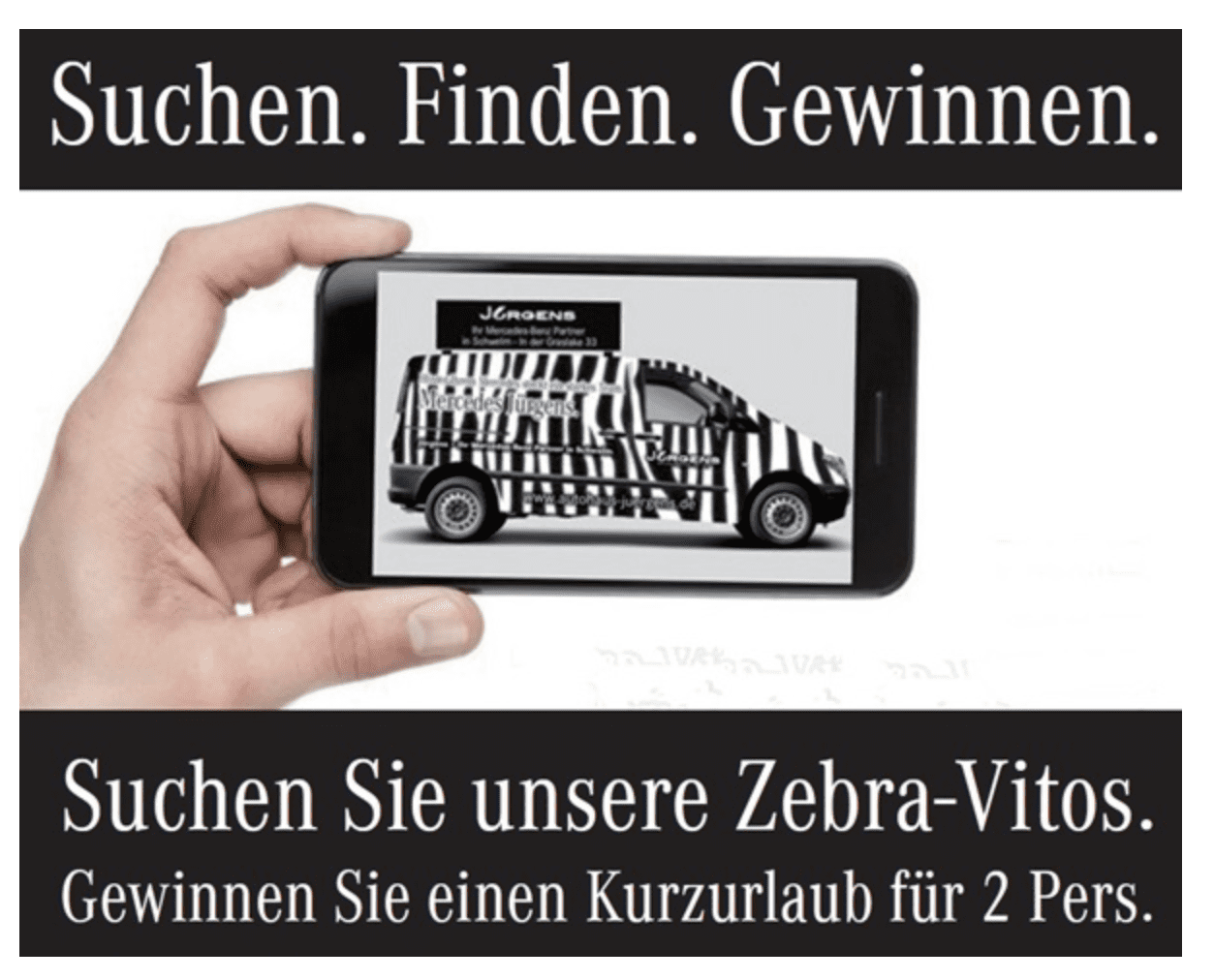 Autohaus Jürgens Gewinnspiel-Cases Automotive