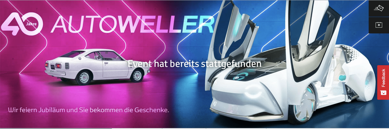 Auto Weller Gewinnspiel-Cases Automotive
