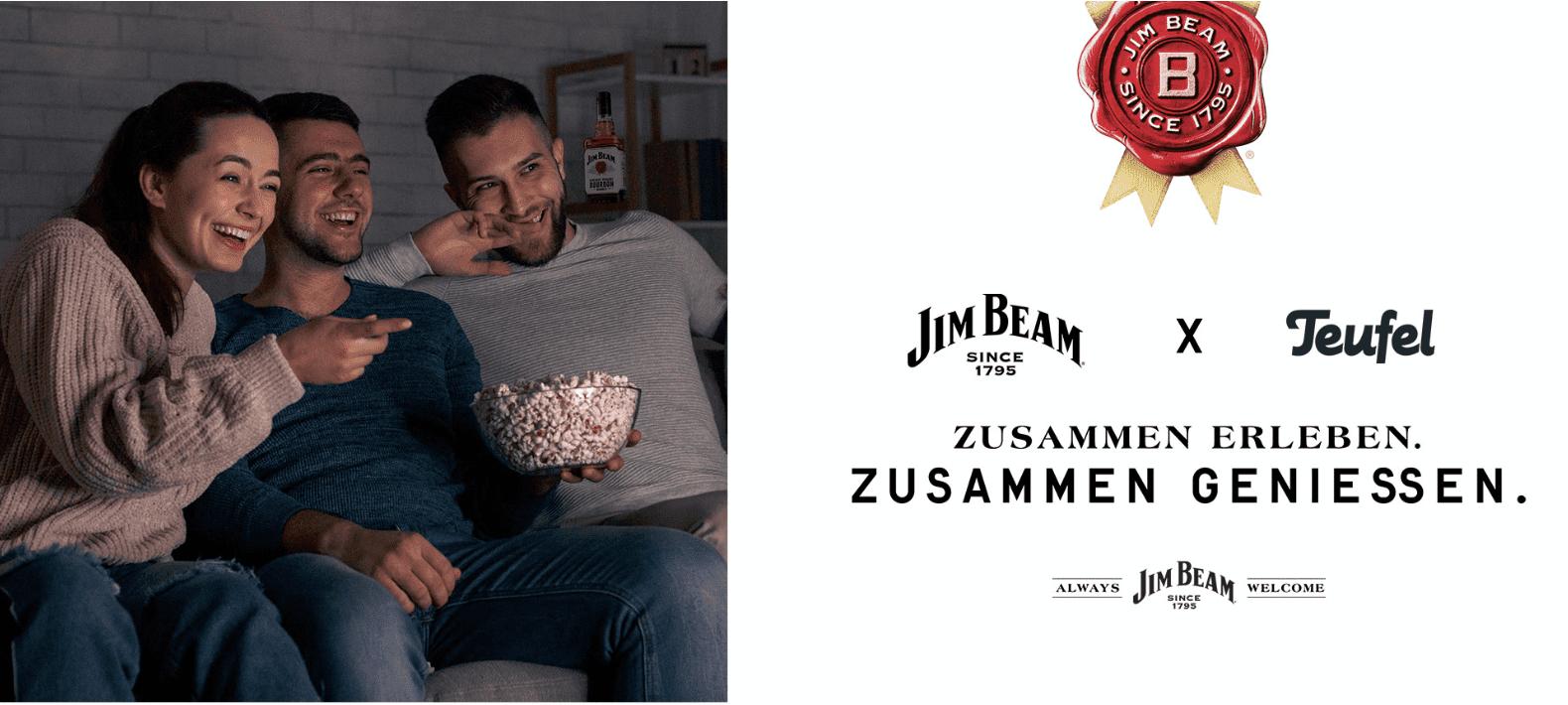 Gewinnspiel-Cases FMCG Getränke Jim Beam