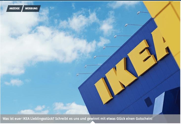 Nord24-Gewinnspiel: IKEA-Gutschein gewinnen