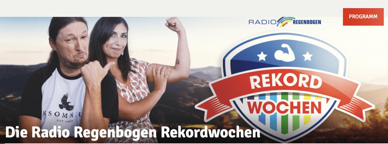 Gewinnspiel-Cases Radio & TV Radio Regenbogen