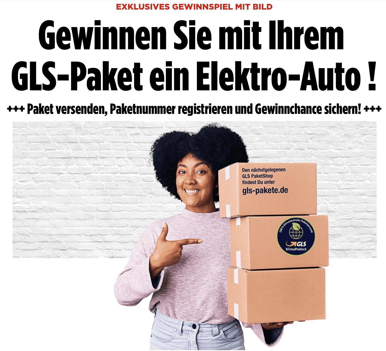 Gewinnspiel-Cases Dienstleistungen & Handwerk GLS BILD