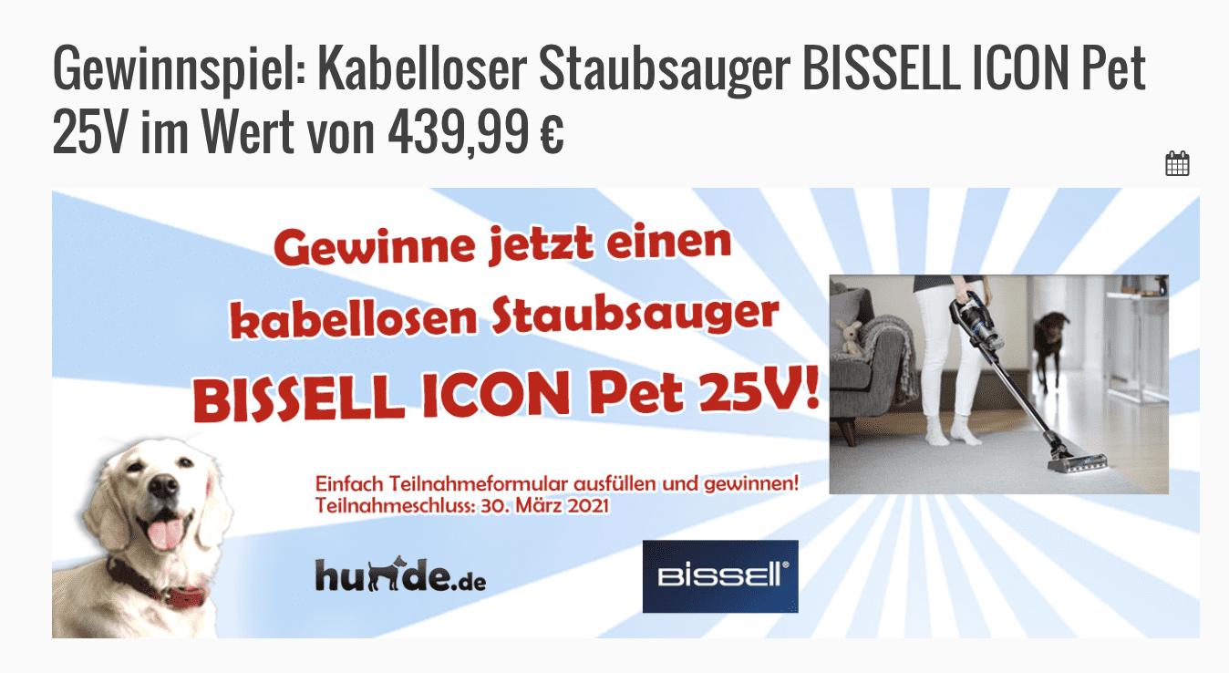 "Gewinnspiel-Cases ""Tiermärkte & Tiernahrung"" Hunde.de"