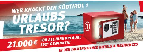 Gewinnspiel-Cases Radio & TV Radio Südtirol
