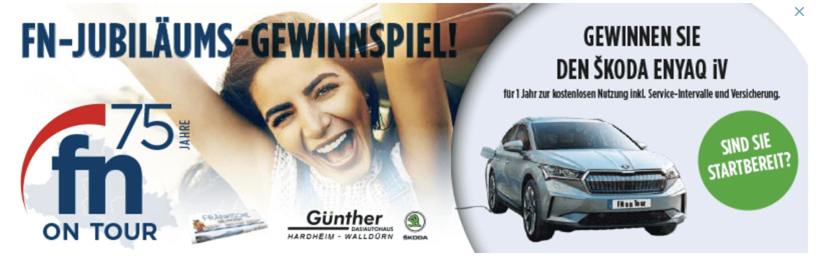 """FN Gewinnspiel-Case """"Verlage"""""""