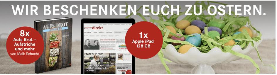 """LZ direkt Gewinnspiel-Case """"Verlage"""""""