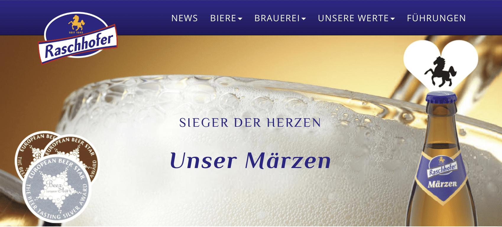 Raschhofer Gewinnspiel-Cases FMCG Getränke