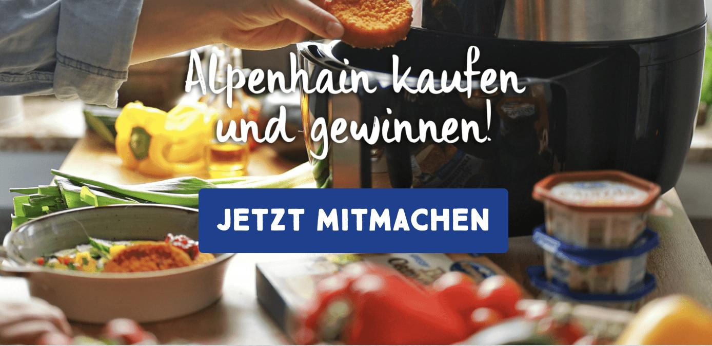 Gewinnspiel-Cases FMCG Food Alpenhain