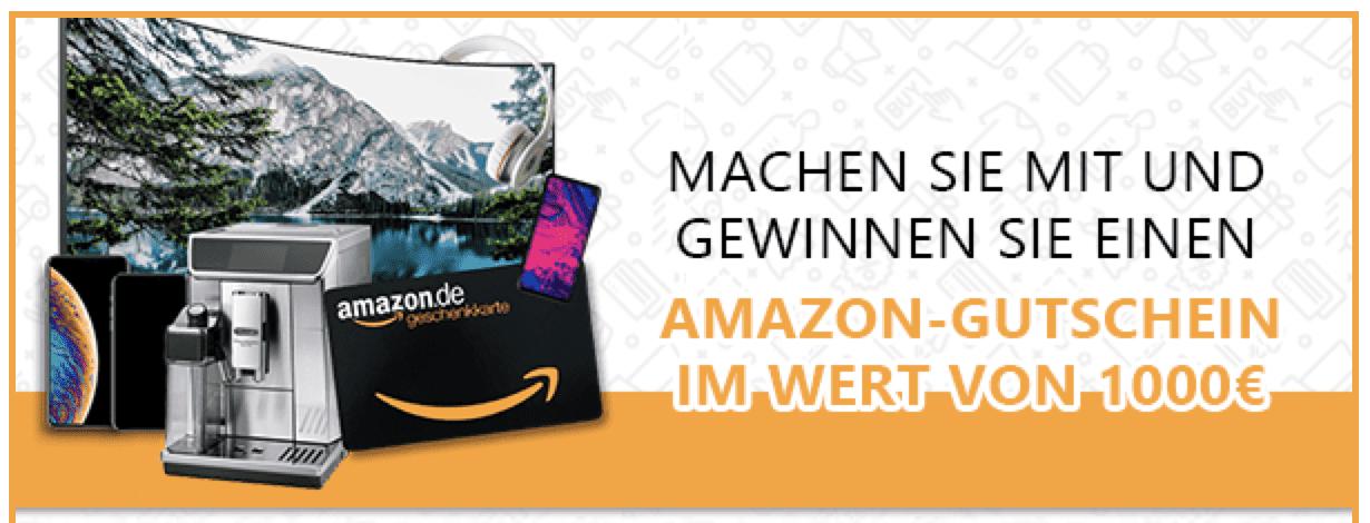 Gewinnspiele zur Lead-Generierung Amazon