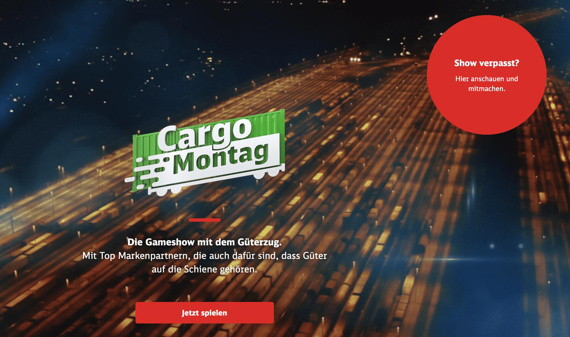 """Gewinnspiel-Cases """"Dienstleistungen & Handwerk"""" DB Cargo"""