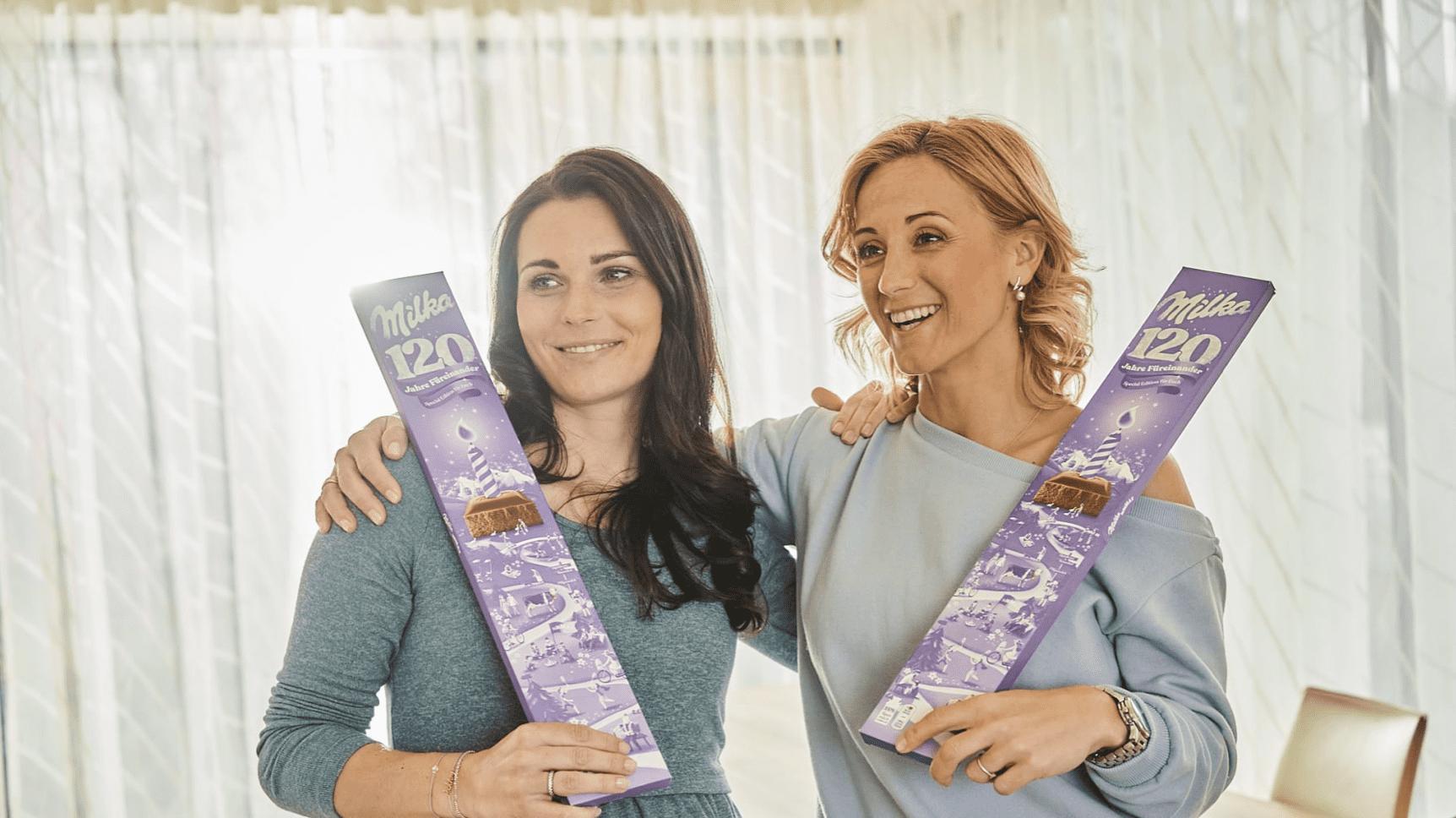"""Gewinnspiel-Cases """"FMCG Süßwaren & Snacks"""" Milka"""