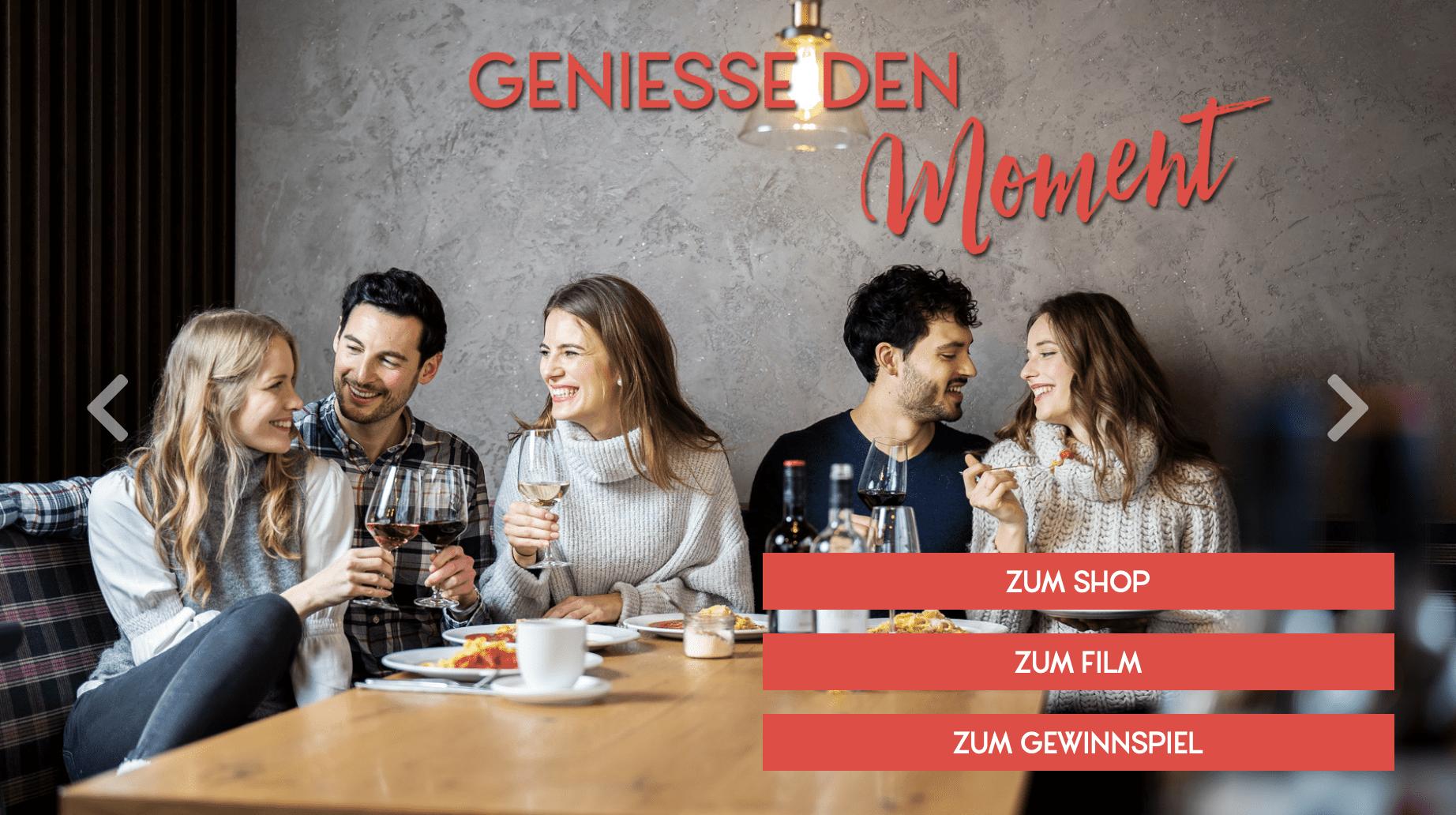Gewinnspiel-Cases FMCG Getränke Oberkircher Winzer