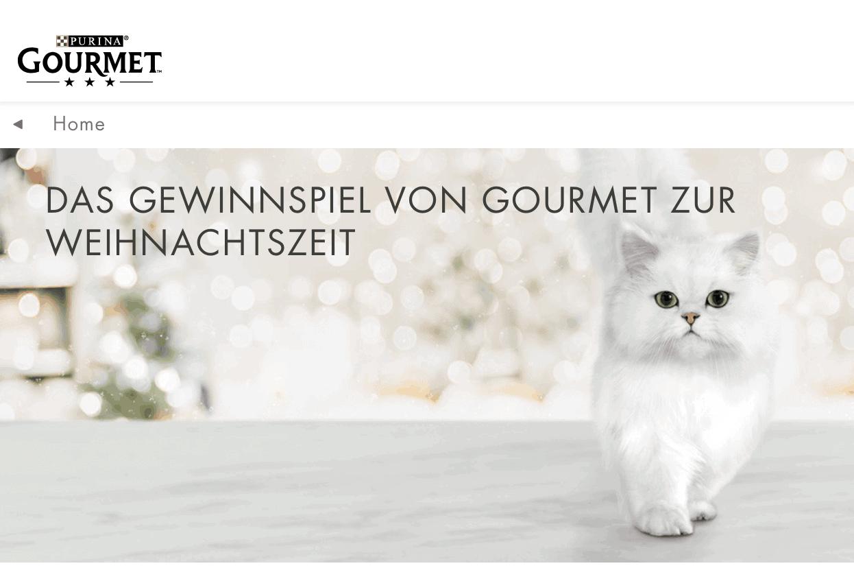 Gewinnspiel-Cases Tiermärkte & Tiernahrung Purina