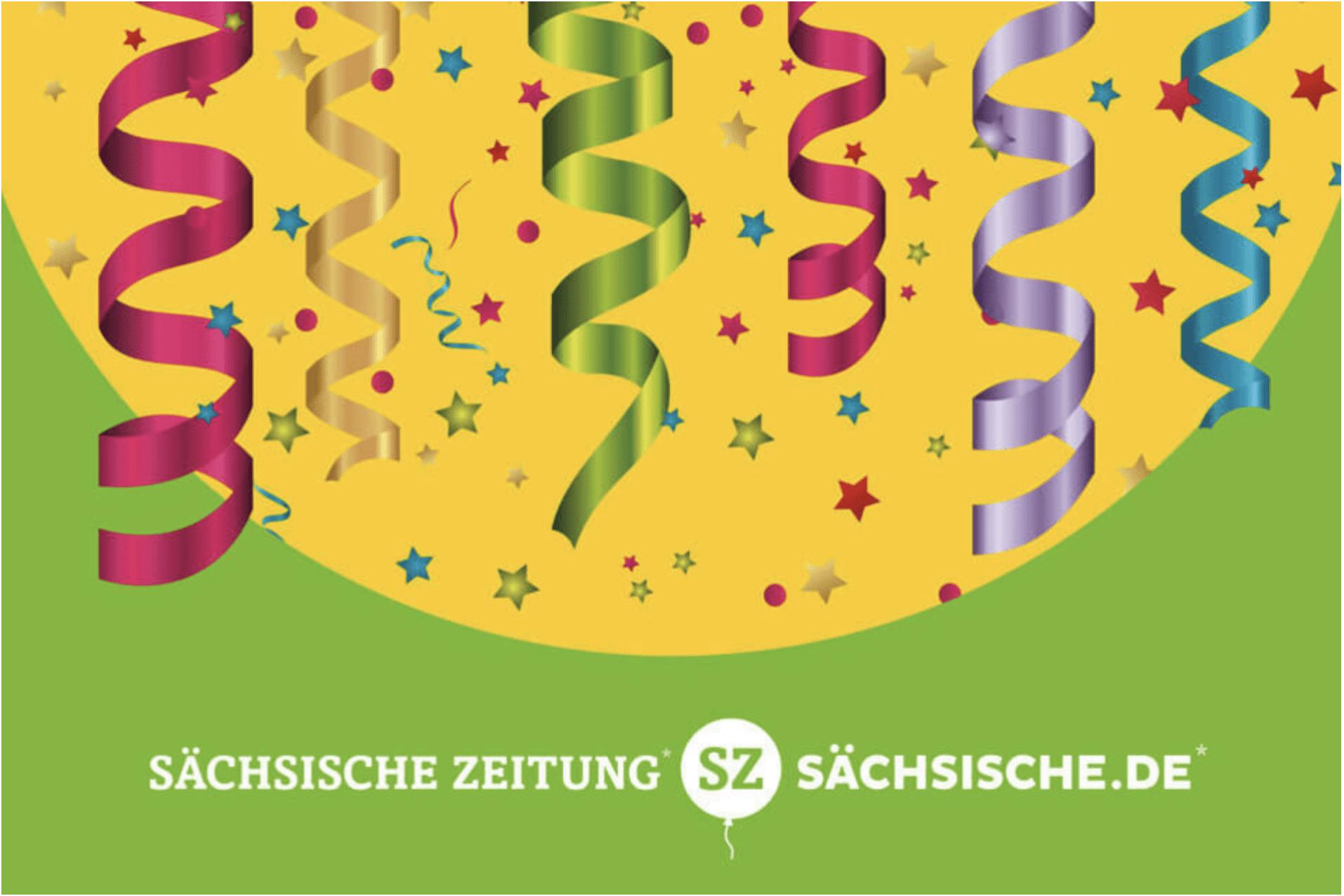 Gewinnspiel-Case Verlage Sächsische Zeitung