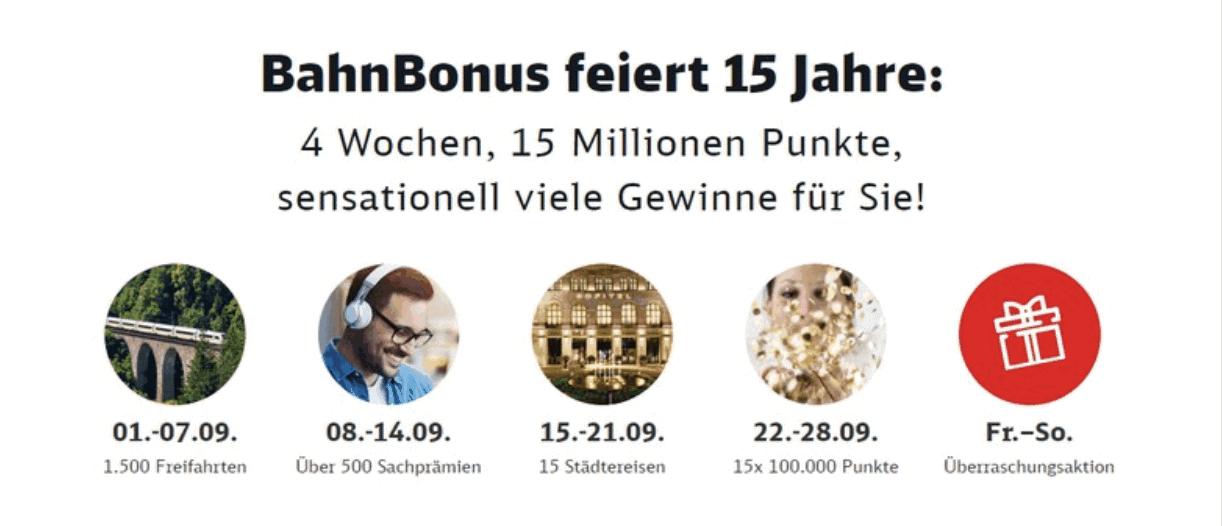 Gewinnspiel-Cases Bonusprogramme Die Bahn