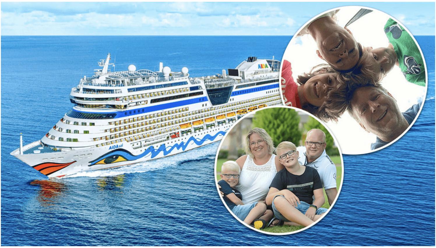 Gewinnspiel-Cases Tourismus Freizeit BILD AIDA