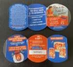 Gewinnspiel-Cases FMCG Food Brandt leporello