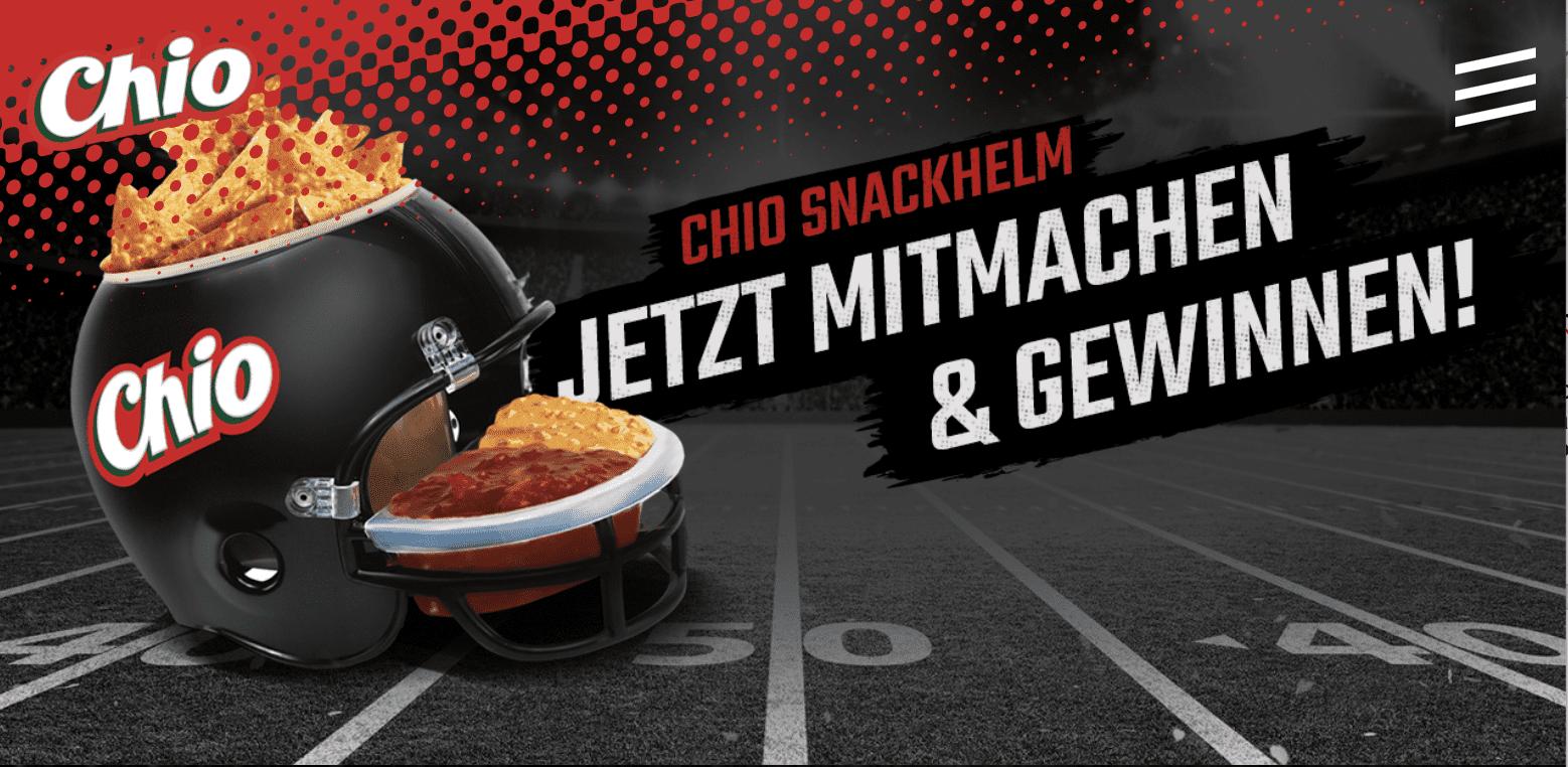 Gewinnspiel-Cases FMCG Süßwaren & Snacks Chio