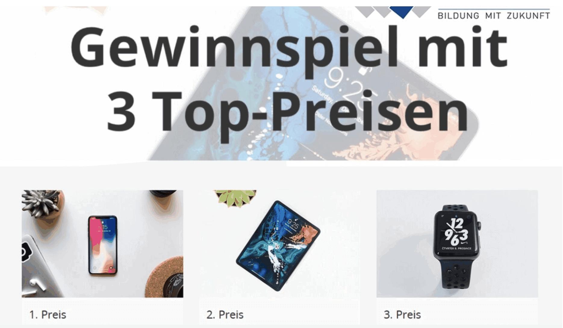 """Gewinnspiel-Cases """"Dienstleistungen, Handwerk"""" Pinkafeld"""