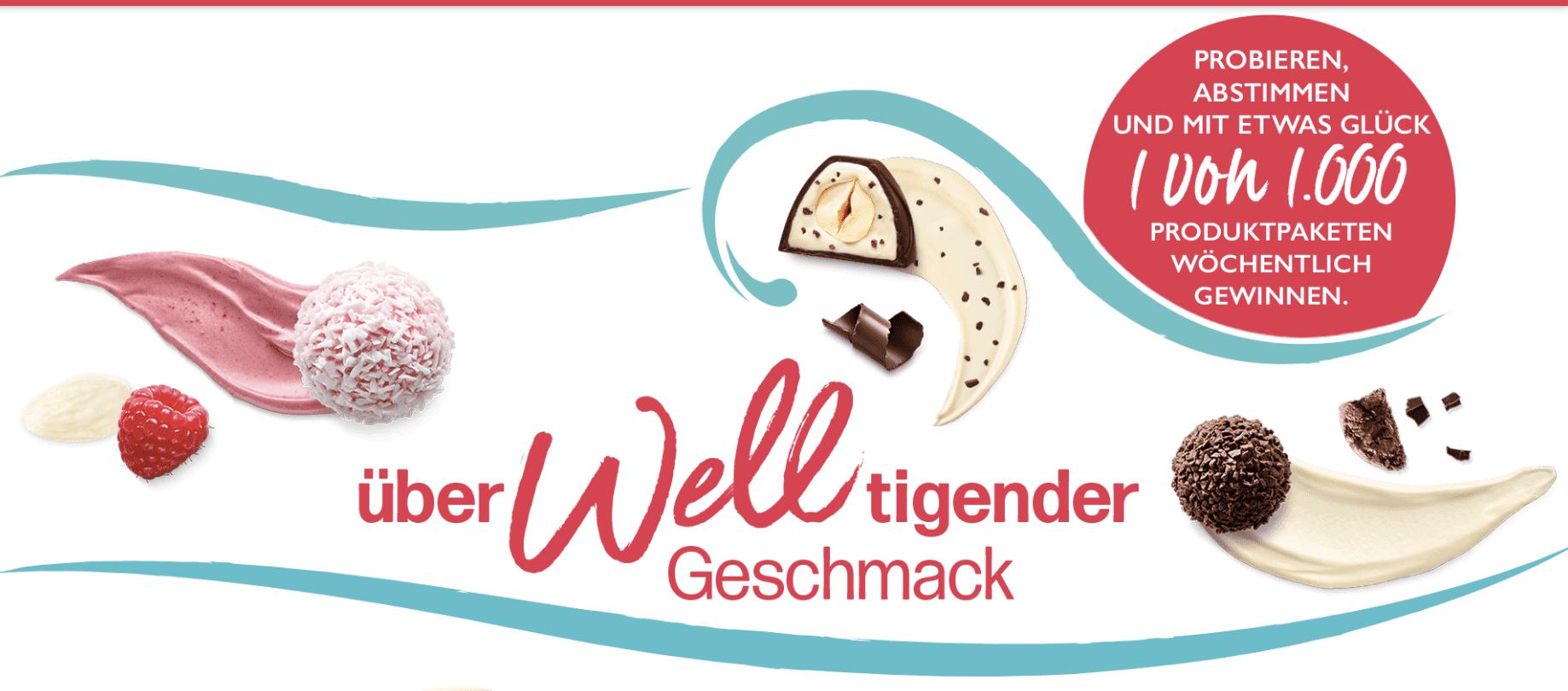 Gewinnspiel-Cases FMCG Süßwaren & Snacks Ferrero Sommer