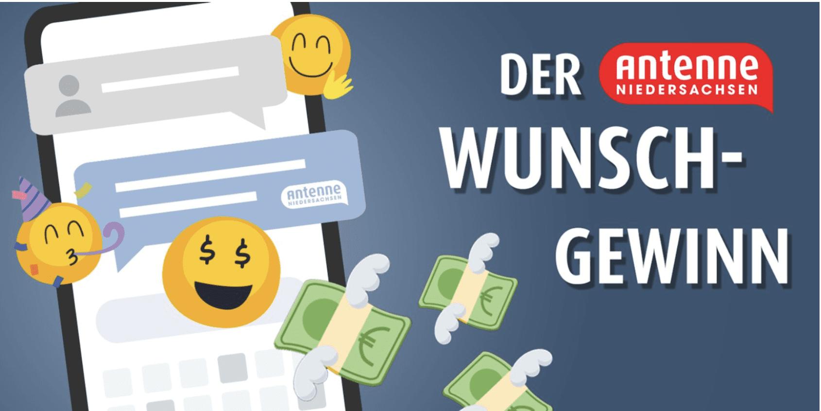 """Gewinnspiel-Cases """"Radio & TV"""" Radio Niedersachsen"""